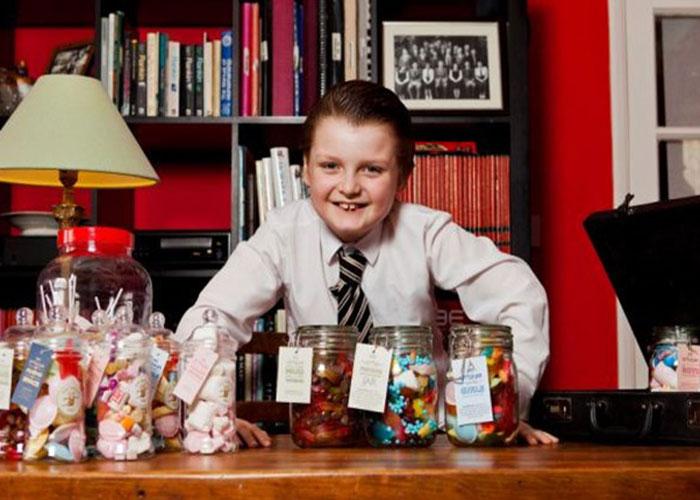 Un niño de 11 años gana más de $20 millones a la semana