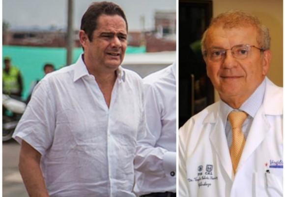"""""""Vargas Lleras tiene que cambiar su estilo de vida"""": médico Virgilio Vargas"""