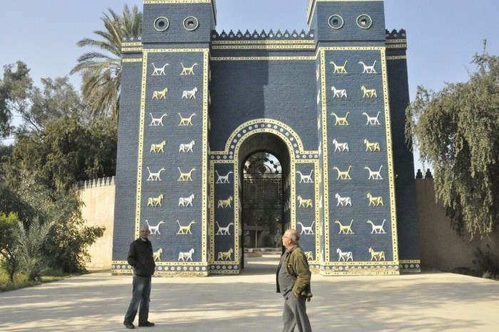 Puerta Azul. Foto: Víctor Currea, 28-12-2013. Foto: Víctor de Currea-Lugo