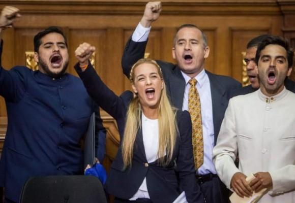 Bien plantada la nueva Asamblea Nacional en Venezuela