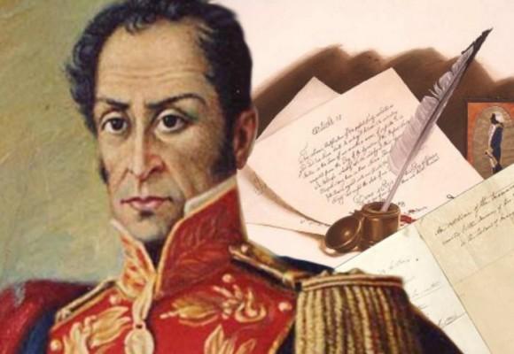 Bolívar, el amador