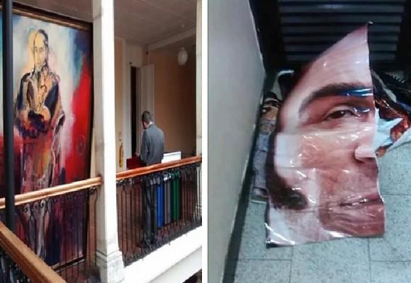 ¿Por qué la derecha no quiere ver a Bolívar?