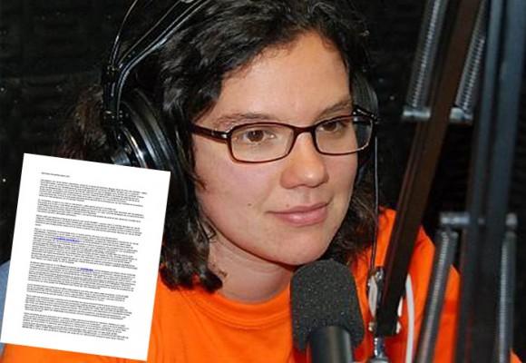 Carta a la compañera Sara Abril: lo que debía hacerse y no se hizo