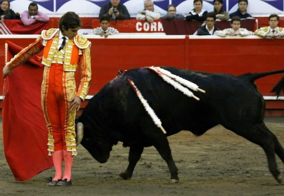 En Manizales todavía disfrutamos de los toros