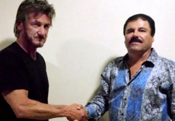 ¿Cuál es el 'gran Pacto' entre el Chapo Guzmán y Sean Penn?