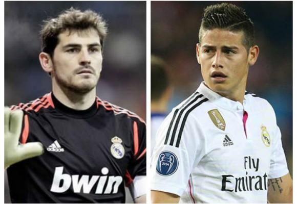 James y otros seis cracks que han sido quemados por el Real Madrid