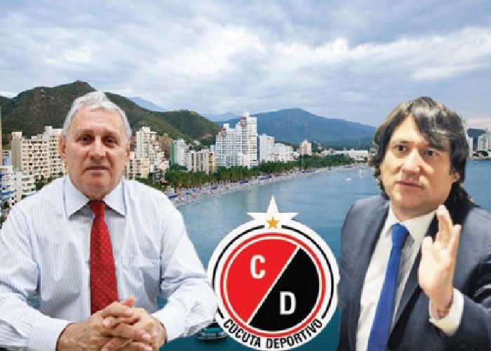 El Alcalde Cesar Rojas Le Regalo El Cucuta Deportivo Al Mercenario Cadena Las2orillas