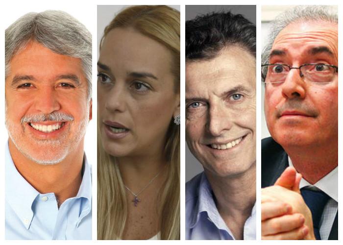 El péndulo político vuelve a la derecha sudamericana