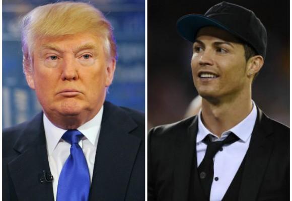 Los negocios de Cristiano Ronaldo con Donald Trump