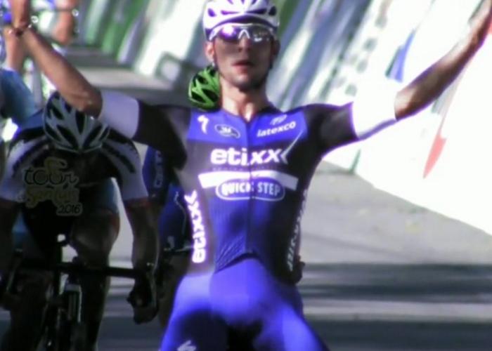 El colombiano Fernando Gaviria se confirma como el ciclista más rápido del mundo
