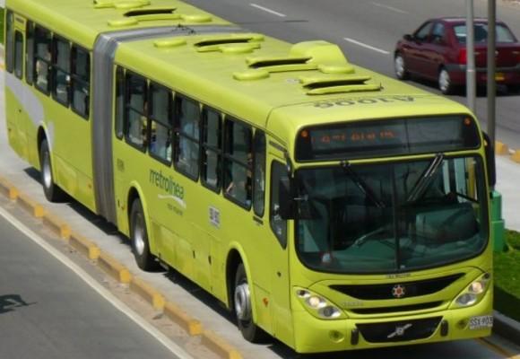 Metrolínea: el servicio de transporte público más caro de Colombia