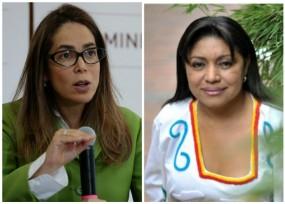 La herencia de Gina Parody y la mano de Kiko Gómez en el gabinete de Oneida Pinto
