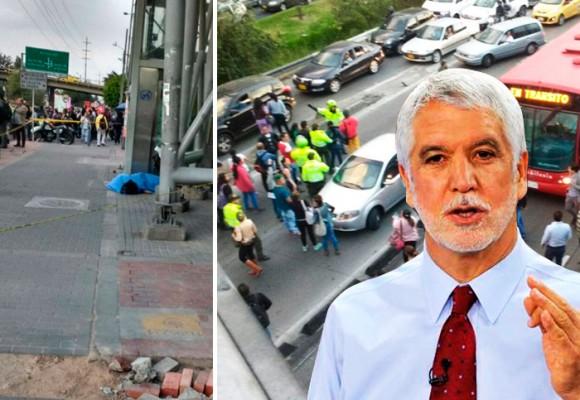 La política de Peñalosa: sacar el ESMAD en las marchas pacíficas