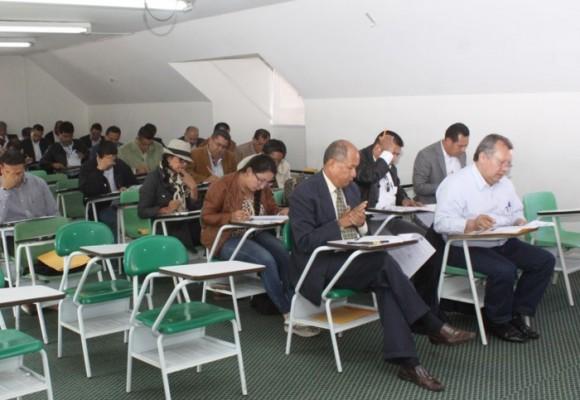La realidad de los concursos públicos en Boyacá