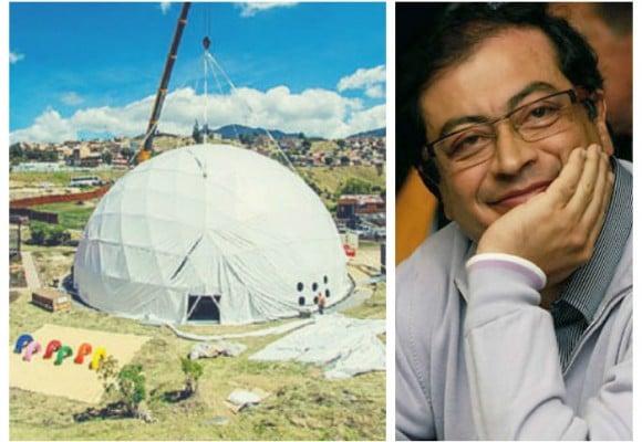 Los 10 lugares que le dejó Petro a Bogotá en el 2015