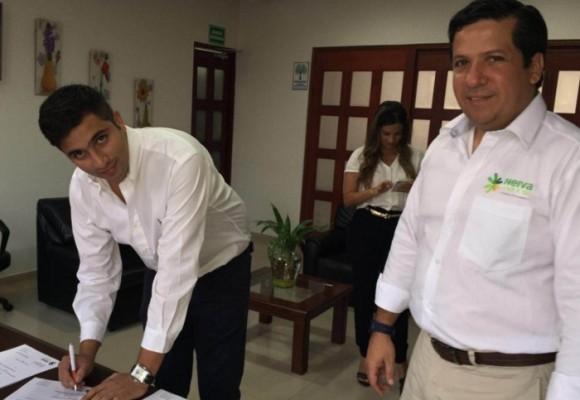 El paquete chileno del alcalde Lara a los neivanos
