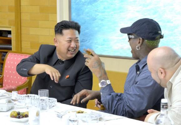 Kim Jong-un y sus extravagancias de gran rumbero