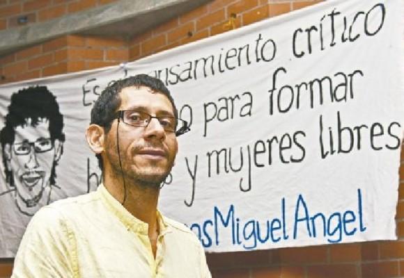 Crónica de una clase con Miguel Ángel Beltrán