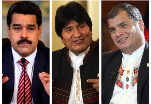 Los reveses electorales de la izquierda en América del Sur