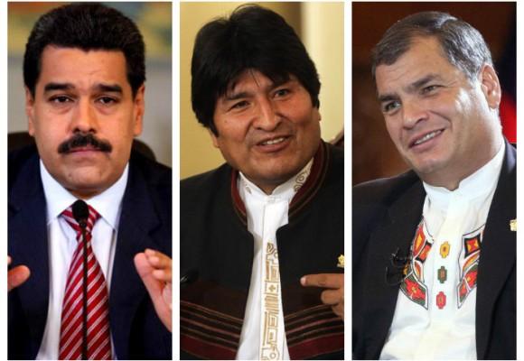 Crisis en la izquierda latinoamericana