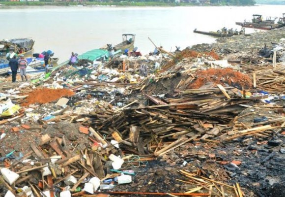 Por la vía jurídica se quieren recuperar daños ambientales en los ríos Atrato y Quito