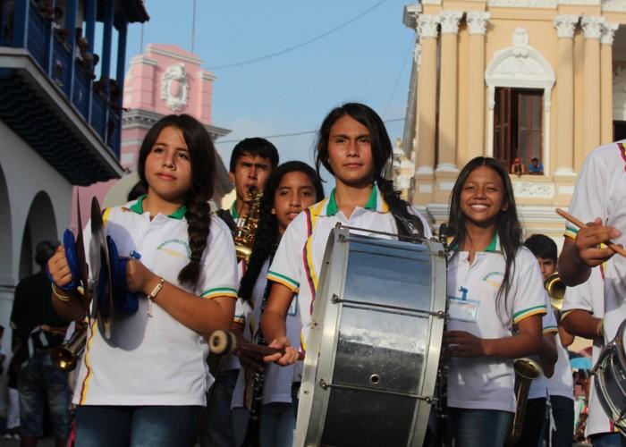 Juventudes del Sur, un nuevo capitulo para Santa Rosa del Sur