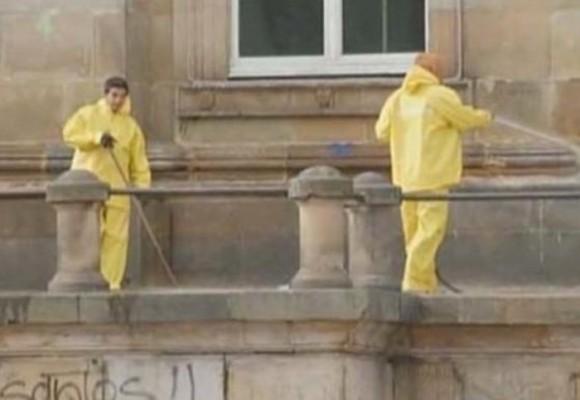 Los derroches del Congreso para limpiar el Capitolio Nacional