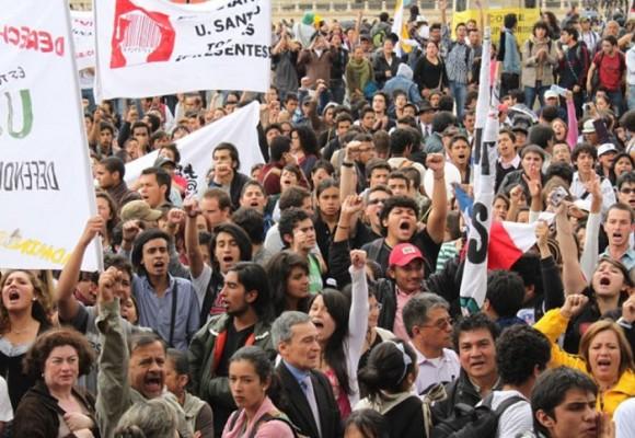 La pataletas de los sindicatos colombianos