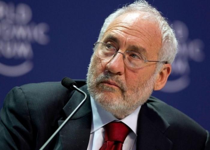 El premio Nobel Stiglitz no pudo llegar al Hay Festival
