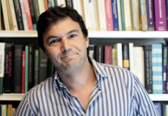 Memorias de la visita de Thomas Piketty a Bogotá
