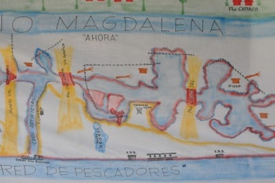 Cartografía social. Foto: Víctor de Currea-Lugo