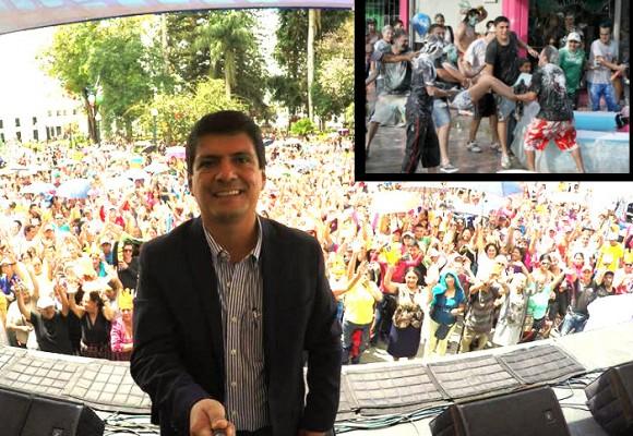 Denuncia: la paliza que me metió el alcalde de Popayán
