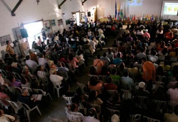 Primer encuentro regional por la paz será el 12 de febrero