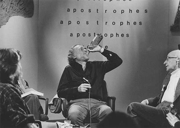 El matrimonio entre el alcohol y la literatura