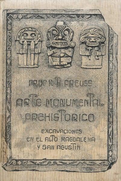 Primera ediciòn en español del libro de Preuss