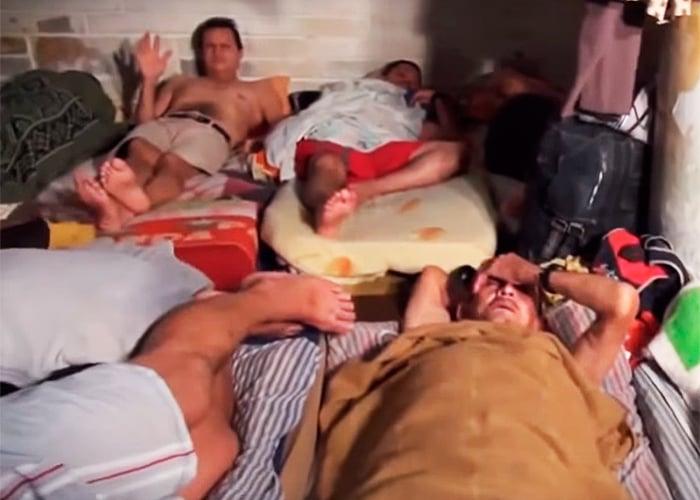 El video prueba de las Farc sobre las malas condiciones de sus presos