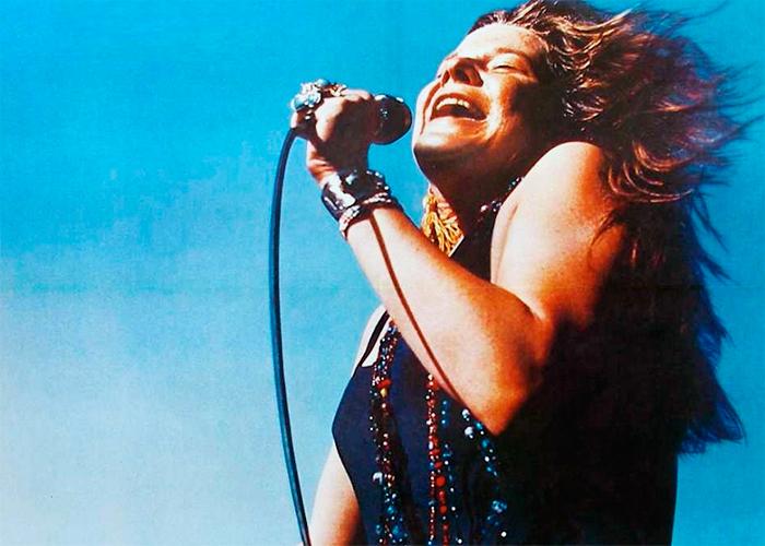 Janis Joplin la rockera que murió de sobredosis y dolor