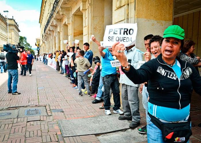 La Bogotá Humana: un ejercicio de memoria