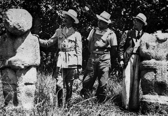 Preuss, el alemán que descubrió San Agustín y se robó 21 estatuas