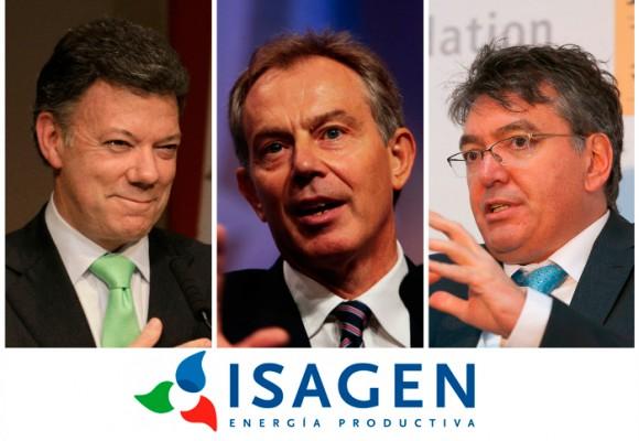 La mano de Tony Blair en la venta de Isagén a los canadienses de Brookfield
