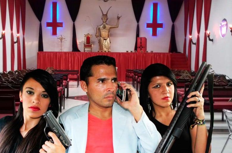 Los colombianos ya tienen un templo para adorar al diablo
