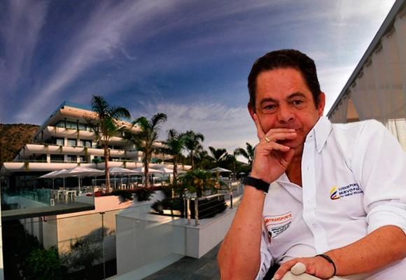 En este lugar en Alicante, España, el vicepresidente Vargas Lleras comienza su nueva vida