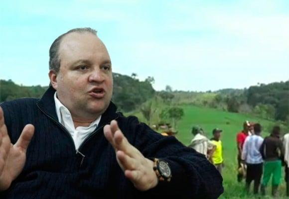El superintendente de notariado enfila baterías contra tierras de campesinos en el Caquetá