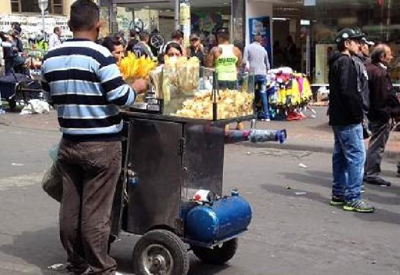 """""""El problema no son las ventas ambulantes sino la desprotección del Estado"""""""