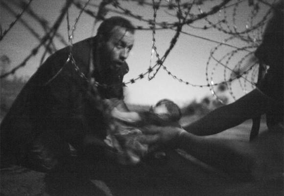 Esta imagen rechazada por 14 revistas ganó el premio mundial de foto-periodismo