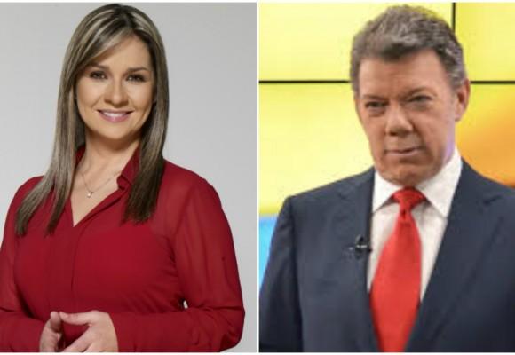 El desplante de Santos y Palomino a los premiados del Círculo de Periodistas de Bogotá