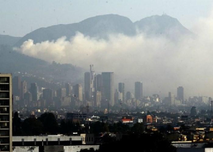 Los Cerros Orientales están en vía de extinción