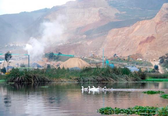 Qué está haciendo Colombia con sus montañas 'pacificadas'