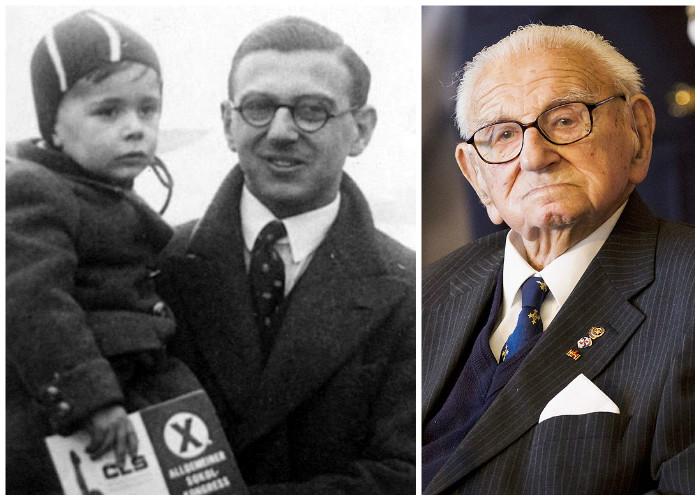 El hombre que salvó a 700 niños de morir en el infierno de Auschwitz
