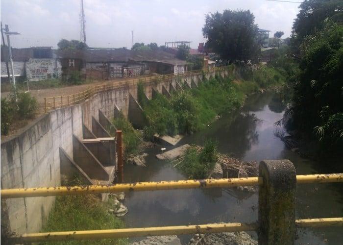 La agonía del río El Palo